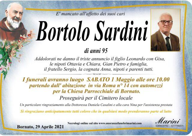 Bortolo Sardini