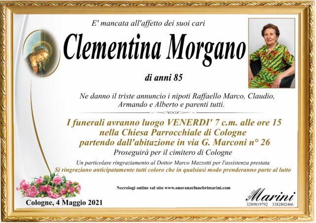 Clementina Morgano