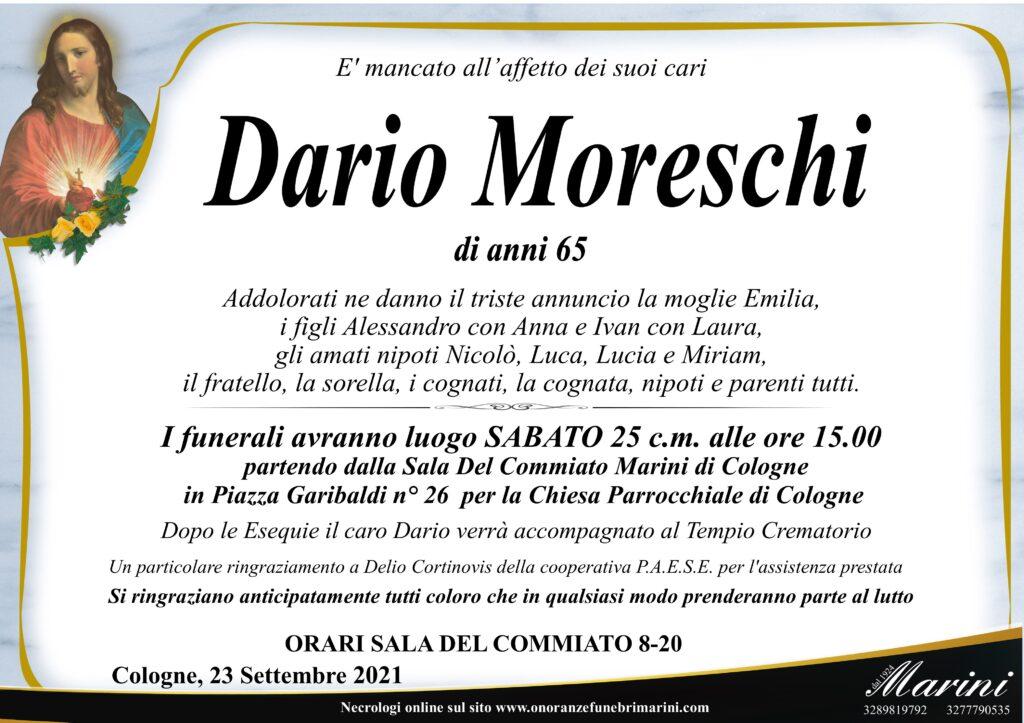 Dario Moreschi