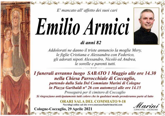 Emilio Armici