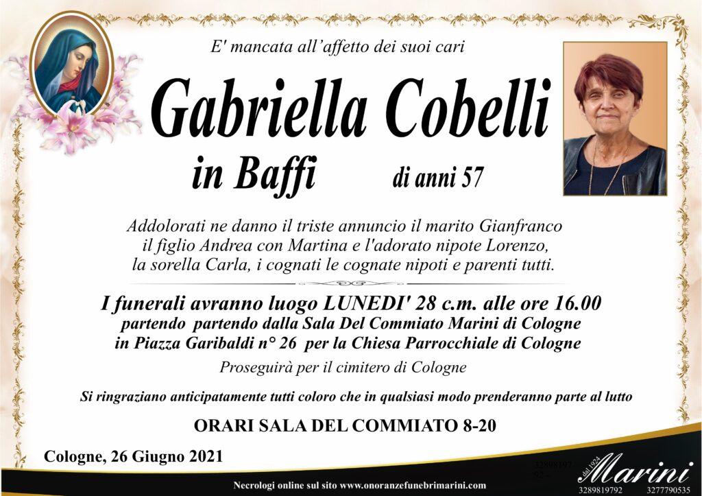 Gabriella Cobelli