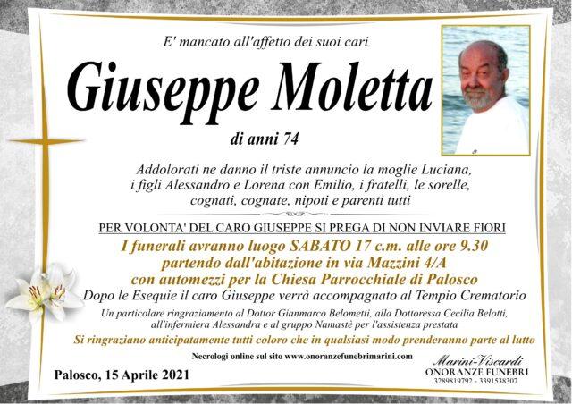 Giuseppe Moletta