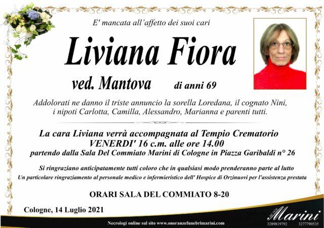 Liviana Fiora