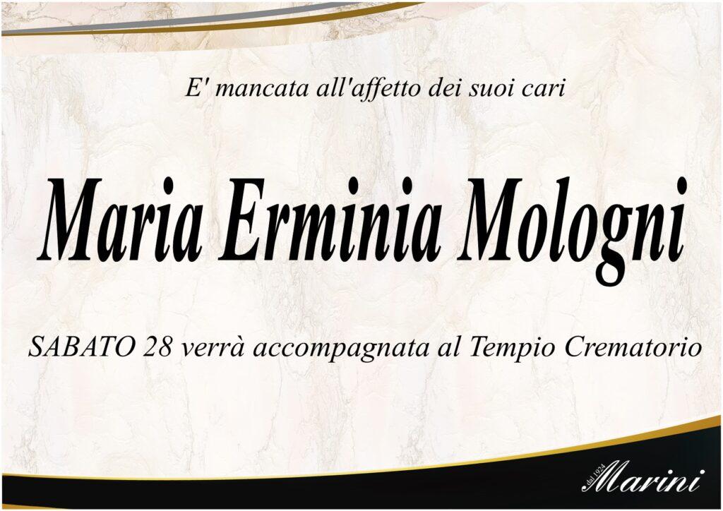 Maria Erminia Mologni