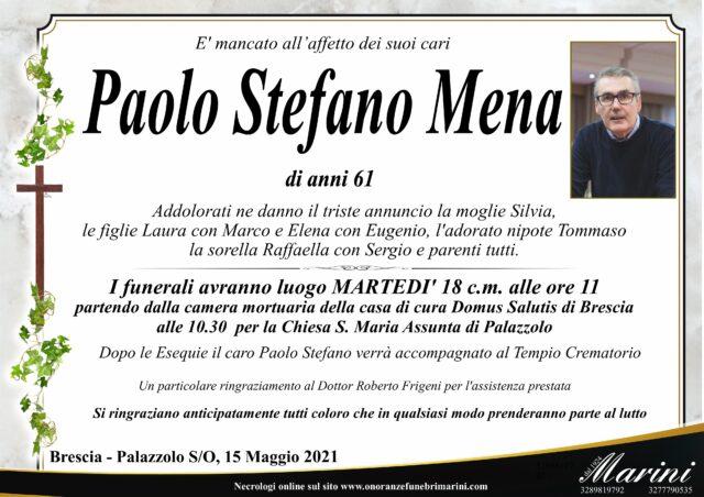 Paolo Stefano Mena