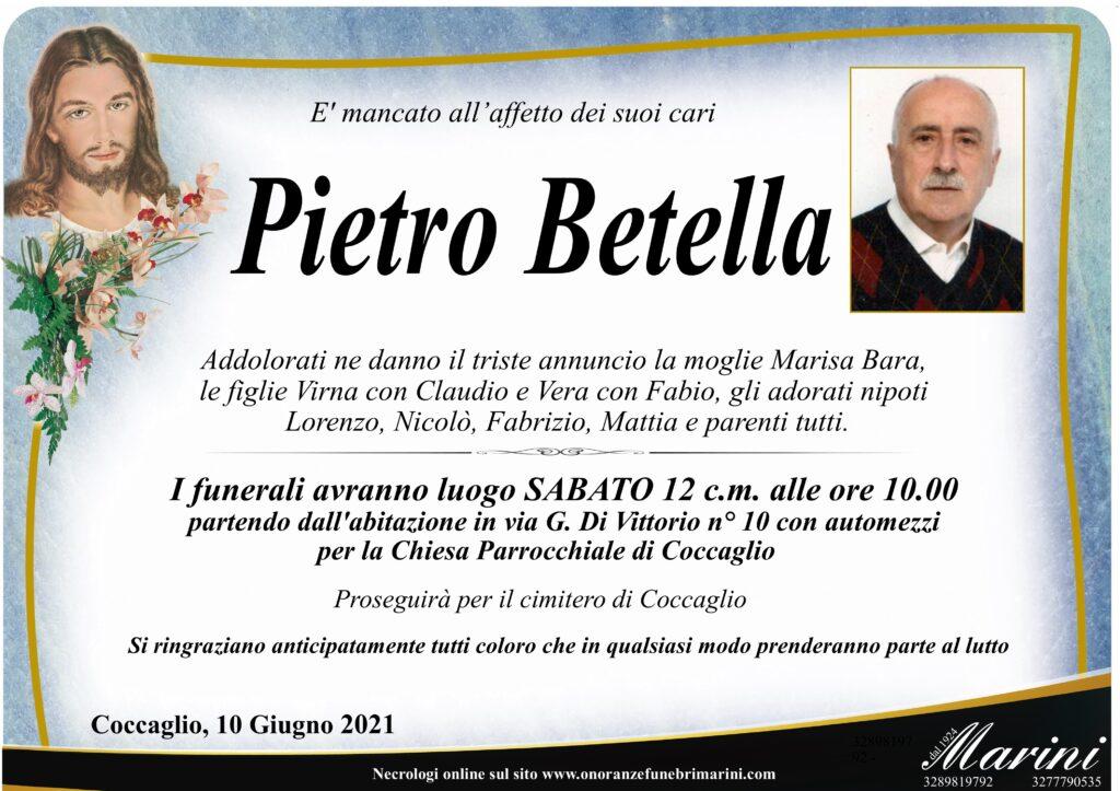 Pietro Betella