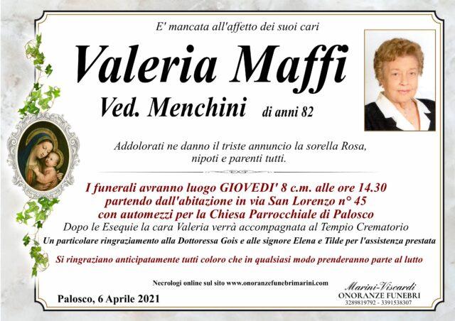 Valeria Maffi