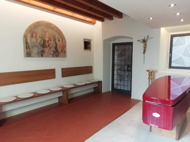 Sala del Commiato Marini Cologne