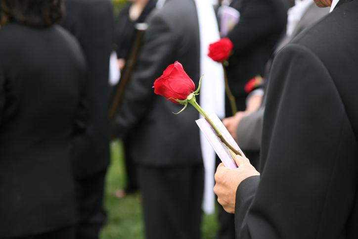cerimonia funebre Onoranze Funebri Marini