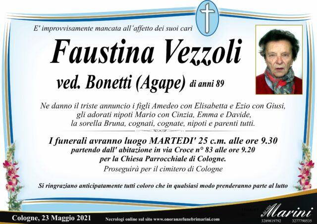 Faustina Vezzoli